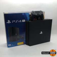 Sony PlayStation 4 Pro 1TB | Nette Staat in Doos