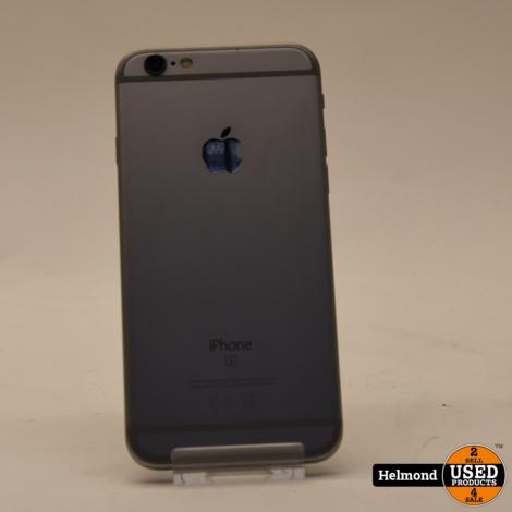 iPhone 6S 32Gb Space Gray | incl. Lader en Garantie
