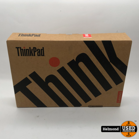 Lenovo ThinkPad T14 i7 10Th / 16Gb/ 512Gb + Docking Workstation | Nieuw in doos