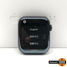 Apple Apple Watch Series 5 44mm Black Sport Band + Extra Band | Zgan