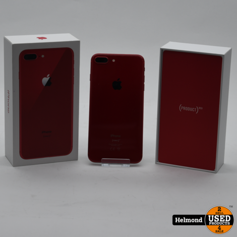 IPhone 8 Plus 64GB RED | In Nette Staat