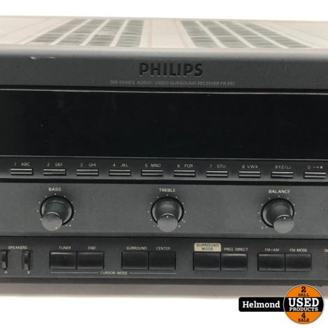 Philips FR931/00S Receiver | In Nette Staat