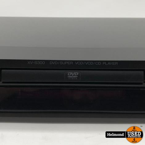 JVC XV-S300 DVD speler | In Nette Staat