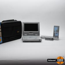 Tom-Tec Tom-Tec PDVD001 Portable DVD speler | In Nette Staat