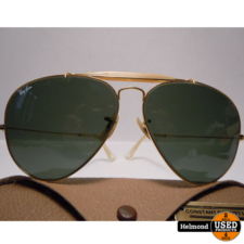 Ray-Ban Ray-Ban Zonnebril Vintage met B&L Glazen Outdoors 80's   Nette staat