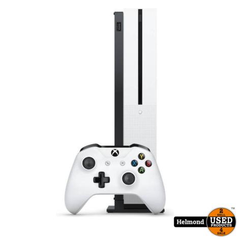 Xbox One S 500Gb incl 1 Controller met doos | In Nette Staat