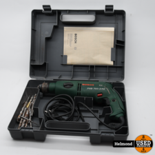 Bosch PSB 700-2 RE Boormachine | In Nette staat