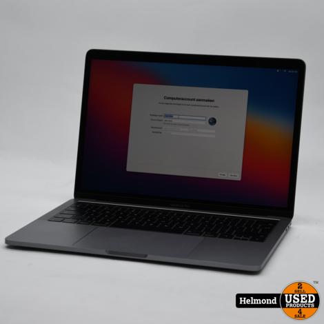 Apple MacBook Pro (2017) 13-inch i5 512GB 16GB   In Perfecte Staat