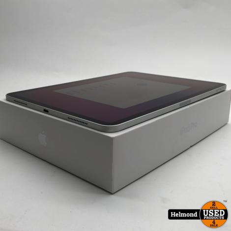 iPad Pro 11-inch (2018) WiFi 256GB Silver | Zgan