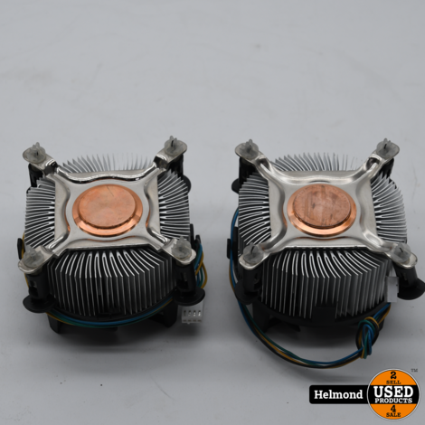 Intel Cooling units | In Nette staat