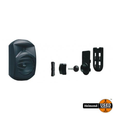 Aparte Speaker Mask-6BL Incl Muurbeugel | Nette staat