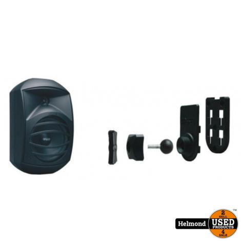 Aparte Speaker Mask-6BL Incl Muurbeugel   Nette staat
