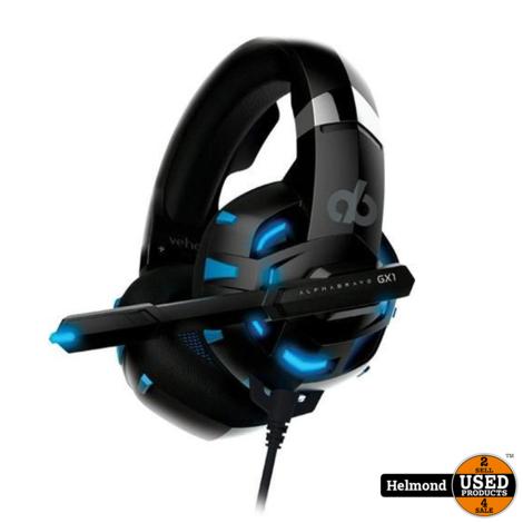 Veho Alpha Bravo Gaming Headset GX1 | Nieuw met drie maanden garantie