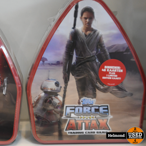 Topps Star Wars Force Attax Tradingcard Bundel | Nieuw