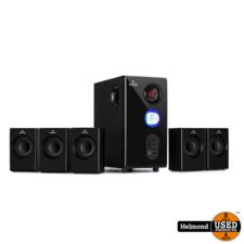 Auna Auna Surround set 5.1 / Speakersysteem Concept 520 | Nieuw met 3 maanden garantie