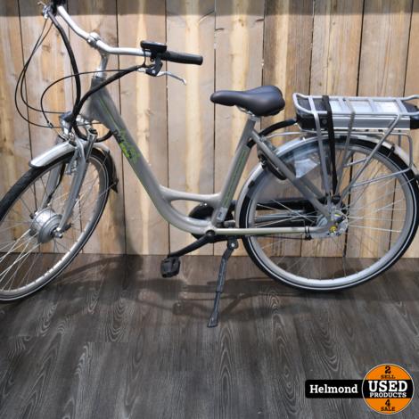 Dutch Ebike City II Dames Elektrische fiets | In Nette Staat