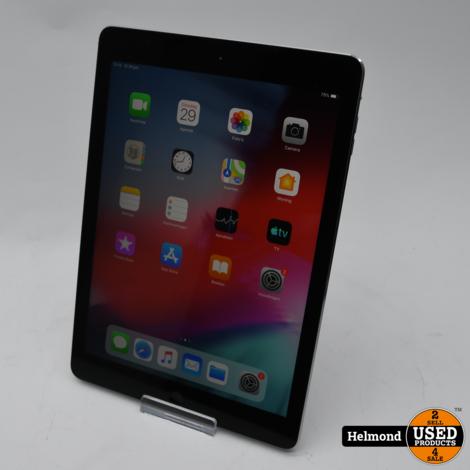 Apple iPad Air 1 16GB Space Grey   nette staat