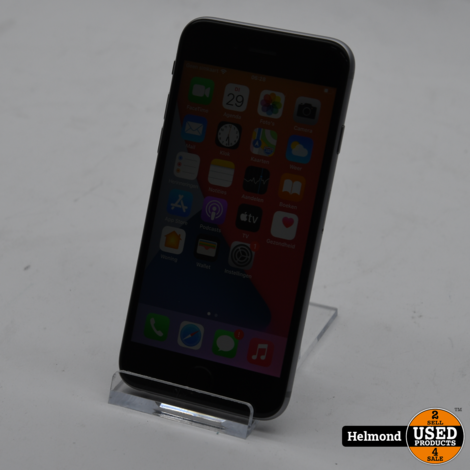 iPhone 6 32GB Silver | In Nette Staat