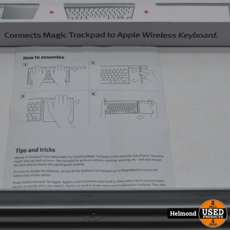 TwelveSouth MagicWand Verbind Trackpad to Apple Keyboard