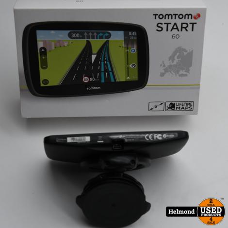 TomTom Go 60 Navigatie | In Nette Staat