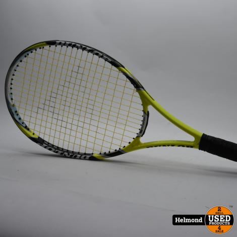 Dunlop Aerogel Tennisracket Geel | In Nette Staat