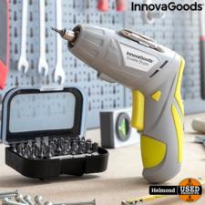 InnovaGoods InnovaGoods Drivelite Accu Schroefmachine incl. 33 delige bitset | Nieuw in doos