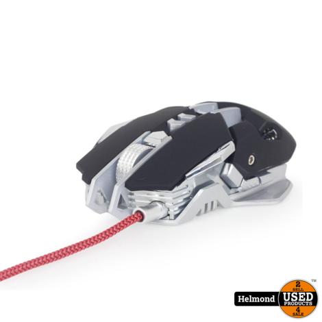 GMB Gaming MUSG-05 - Programmeerbare gaming muis   Nieuw