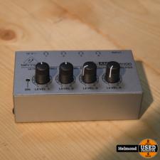 Behringer Behringer Micro AMP HA400 Koptelefoonversterker   In Nette Staat