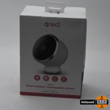 Qnect Qnect QN-IPC03 WiFi Camera   Nieuw in Doos