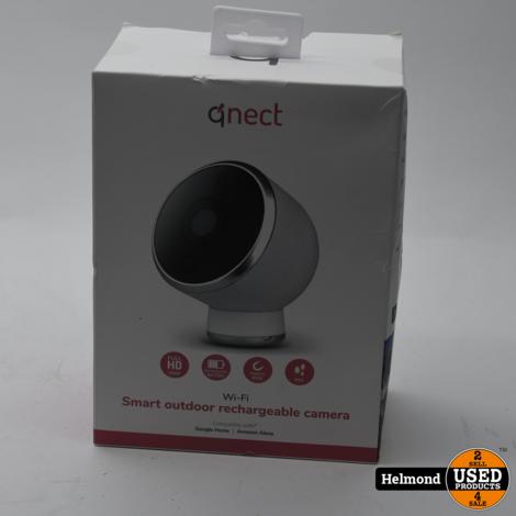 Qnect QN-IPC03 WiFi Camera   Nieuw in Doos