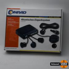 Conrad Conrad Acoustic Parking System 855149 | Nieuw in Doos