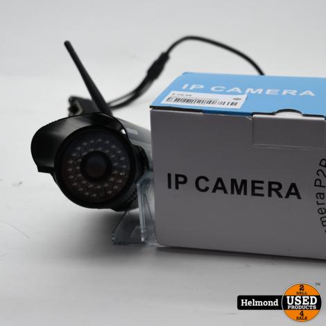 Szsinocam SN-IPC-5033SW-EU Buitencamera | Nieuw in Doos