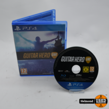 Sony PS4 Game | Guitar Hero Live