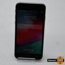 iPhone Apple iPhone 6 16Gb Space Grey   Nette staat