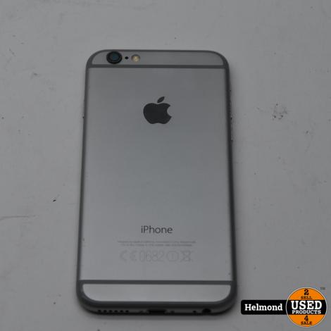 Apple iPhone 6 16Gb Space Grey   Nette staat