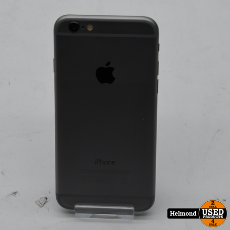 iPhone 6 16GB Silver | In Nette staat
