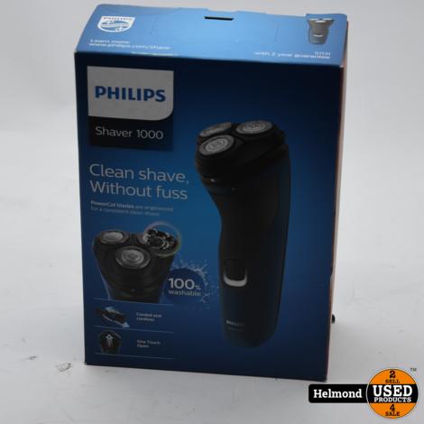 Philips 1000 Shaver   Nieuw in Doos