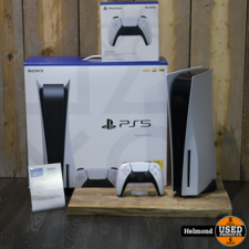 PlayStation 5 Disc Edition 825GB White | Nette Staat in Doos