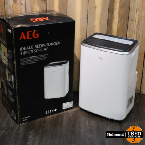 AEG AXP34U338CW Airco Wit | In Nette Staat