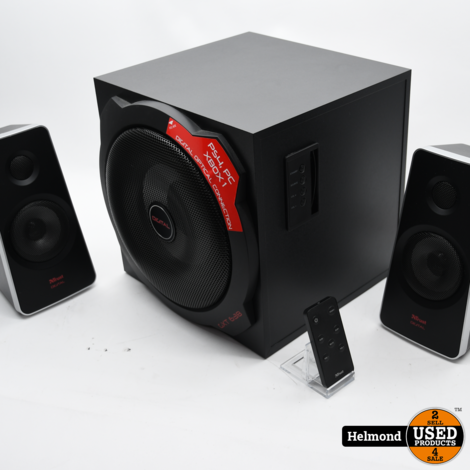 Trust GXT 638 Console Speakers   Zgan