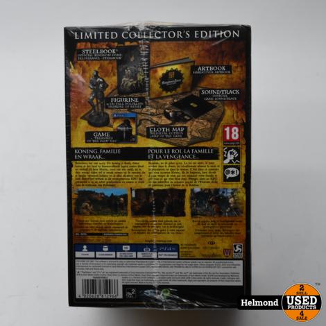 PS4 Kingdom Come Deliverance | Nieuw in doos