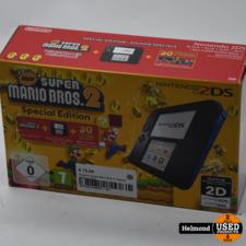 Nintendo Super Mario Bros 2. Special edition   Zgan
