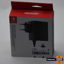 Nintendo Switch Oplader | Nieuw in doos