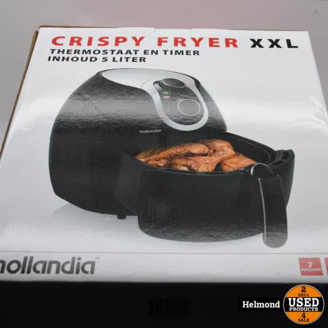 Hollandia Crispey Fryer XXL | Nieuw in Doos