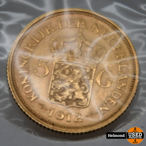 Gouden Vijfje Wilhemina | In Nette Staat