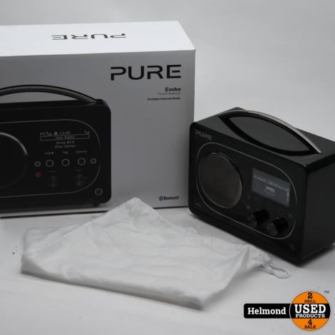 Pure Evoke F4 Internet Radio | In Nette Staat