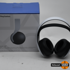PlayStation 5 PlayStation 5 Pulse 3D headset   In Nette Staat