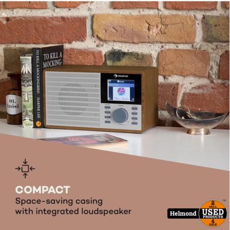 Auna Radio met Spotify IR-160 SE | Nieuw met drie maanden garantie