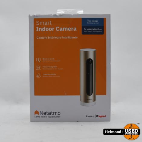 Netatmo NSC01-EU Smart Indoor Camera   Nieuw in Doos