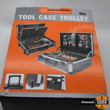 Werckmann Werckmann Tool Case Trolley 88x Gereedschap set   Nieuw